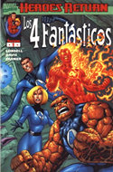Los 4 Fantásticos Vol. 3 (1998-2001). Heroes Return (Grapa 24-48 pp) #1