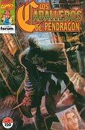 Los Caballeros de Pendragón (1992-1993) (Grapa. 17x26. 24 páginas. Color.) #7