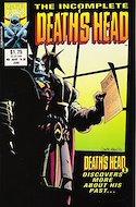 The Incomplete Death's Head (1993) (Comic Book) #6