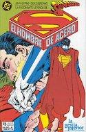 Superman: El hombre de acero / Superman Vol. 2 (Grapa 36 pp) #4