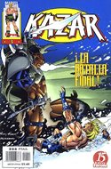 Ka-Zar (1998-1999) (Grapa. 17x26. 24 páginas. Color.) #3
