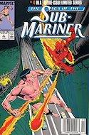 Saga of the Sub-Mariner (Comic-book.) #4