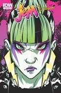 Jem and The Holograms (Comic-book) #6