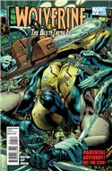 Wolverine: The best there is (Comic-Book) #4