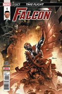 Falcon (Vol. 2 2017- ) (Grapa) #4