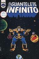 El Guantelete del Infinito (1992-1993) (Rústica. 17x26. 48 páginas. Color.) #4