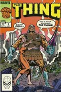 The Thing (1983-1986) (Comic Book) #9