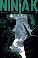 Ninja-K (Comic Book) #7