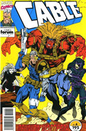 Cable Vol. 1 (1994-1995) (Grapa 32 pp) #4