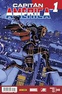 Capitán América vol. 8 (2011-) (Grapa) #40