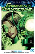 Green Lanterns vol. 1 (2016-) (Softcover) #1