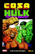 La Cosa Vs. Hulk. 100% Marvel HC (Cartoné 160 pp) #