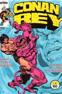 Conan Rey (Grapa. 32 páginas.) #5