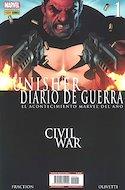 Punisher: Diario de guerra (2007-2009) (Grapa.) #1