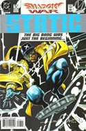 Static (Comic Book) #8