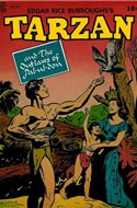 Tarzan (Comic-book) #6