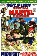 Special Marvel Edition (Comic Book. 1971 - 1974. Renamed and continued as Master of Kung Fu with issue 17) #5