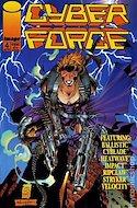 Cyberforce Vol. 2 (1993-1997) (Grapa) #4