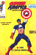 Capitán América Vol. 1 (Rústica. 1969-1974) #1