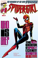 Spider-Girl vol. 1 (1998-2006) (Comic-Book) #0