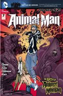 Animal Man (2011 2nd Series) (Issues) #7