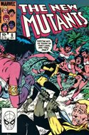 The New Mutants (Comic Book) #8