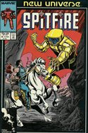 Spitfire and the Troubleshooters / Codename: Spitfire (Comic-book) #9