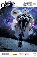 Poderosos Vengadores / Capitán América y los Poderosos Vengadores (2013-2015) (Grapa.) #9