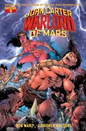 John Carter, Warlord of Mars (Saddle-stitched) #6