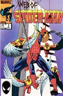 Web of Spider-Man Vol. 1 (1985-1995) (Comic-book) #2