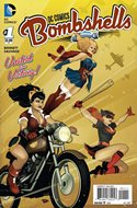 DC Comics: Bombshells (Comic Book) #1