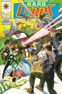 The H.A.R.D Corps (Comic Book) #9