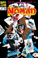 Nomad (1992-1994) (Comic Book) #4
