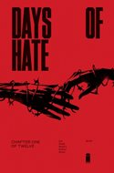 Days of Hate (Comic Book) #1