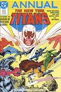 New Teen Titans / New Titans Annual (1985-1995) (Comic Book) #2