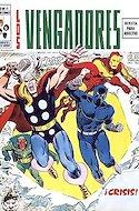 Los Vengadores Vol. 2 (1974-1980) (Grapa 44 pp) #6