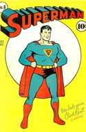 Superman Vol. 1 / Adventures of Superman Vol. 1 (1939-2011) (Comic Book) #6