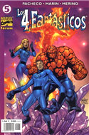 Los 4 Fantásticos Vol. 4 (2001-2003) (Grapa 24-48 pp) #5
