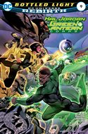 Hal Jordan and the Green Lantern Corps (2016-2018) (Comic-book) #9