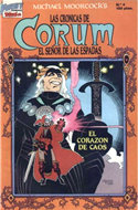 Las Crónicas de Corum (Grapa. 17x26. 24 páginas. Color.) #4