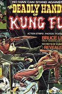 Deadly Hands of Kung Fu Vol 1 (Comic-Book b/w) #1