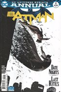 Batman vol. 3 Annual (2017-) (Saddle-stitched) #2