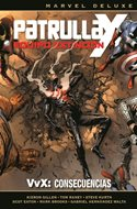 Patrulla-X: Equipo Extinción. Marvel Deluxe (Cartoné) #3