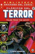 Clásicos del Terror. Biblioteca Grandes del Cómic (Rústica 160-176 páginas) #4