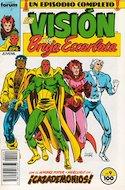 La Vision y la Bruja Escarlata (1988-1989) (Grapa 24 pp) #9