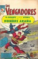 Los Vengadores (Grapa) #2