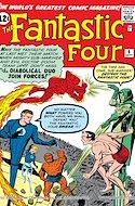 Los 4 Fantásticos (Grapa) #6