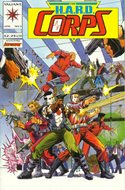 The H.A.R.D Corps (Comic Book) #5