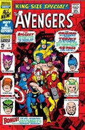 The Avengers Annual Vol. 1 (1963-1996) (Comic Book) #1