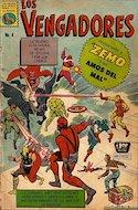 Los Vengadores (Grapa) #4